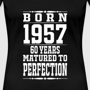 1957-60 years perfection - 2017 - EN T-Shirts - Women's Premium T-Shirt