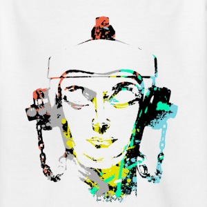 Headset Fire Hydrant design by patjila Tee shirts - T-shirt Ado