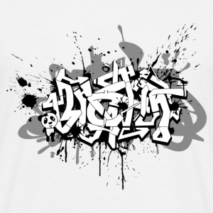Graffiti - Men's T-Shirt