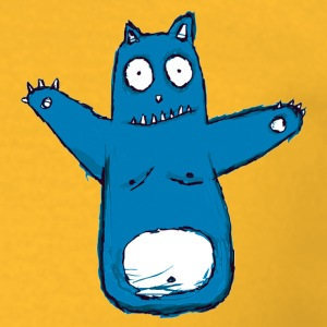 Blue Cat - T-shirt Homme