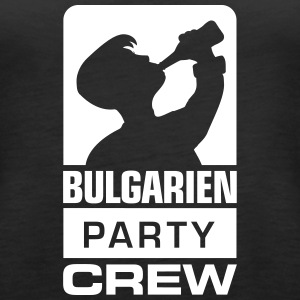 bulgarien party crew Tops - Frauen Premium Tank Top
