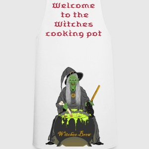 The Witches cooking apron - Cooking Apron