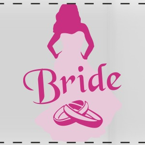 The Bride, Marriage Mugs & Drinkware - Panoramic Mug
