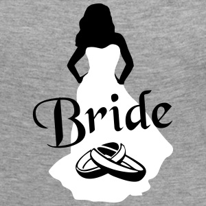 The Bride, Marriage Long Sleeve Shirts - Women's Premium Longsleeve Shirt