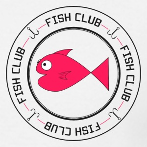 Fish Club - Männer T-Shirt