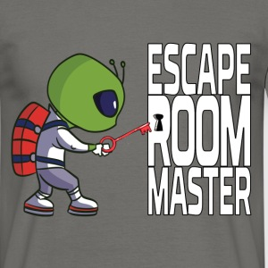 The Alien Escape Room Master - Men's T-Shirt