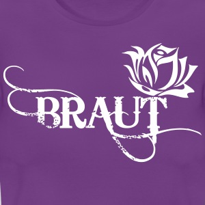 Braut Security Eskorte JGA Tattoo Rose T-shirt - Frauen T-Shirt