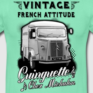 vintage french attitude Tee shirts - T-shirt Homme