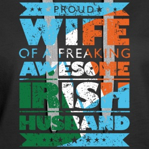 Family  Irish husband Hoodies & Sweatshirts - Women's Premium Hoodie