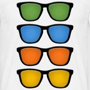Different shades T-Shirts - Men's T-Shirt