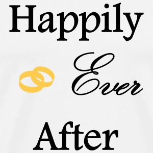 happily_ever_after Tee shirts - T-shirt Premium Homme
