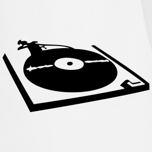 DJ, record player, vinyl Tabliers - Tablier de cuisine
