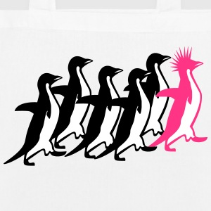 Penguins Pack Bags & Backpacks - EarthPositive Tote Bag