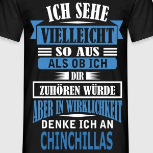 CHINCHILLAS T-Shirts - Männer T-Shirt