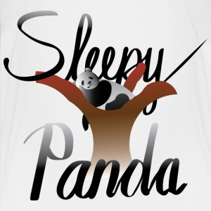 Sleepy Panda - Kids' Premium T-Shirt