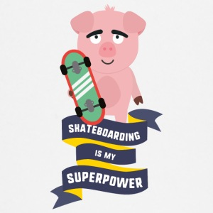 Skateboarding is my Superpower Saido Baby Long Sleeve Shirts - Baby Long Sleeve T-Shirt