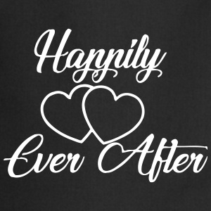 Happily-ever-after-coeur Tabliers - Tablier de cuisine