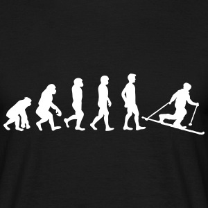 Telemark Evolution - Männer T-Shirt