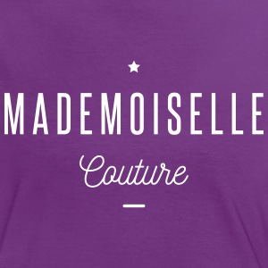 mademoiselle couture Tee shirts - T-shirt contraste Femme