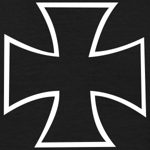 Iron Cross Simple - Männer T-Shirt