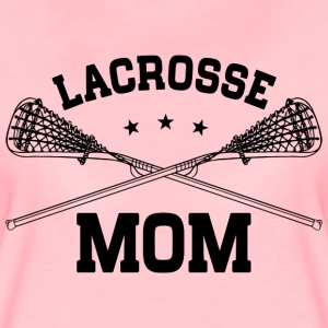 Lacrosse Mom T-Shirts - Frauen Premium T-Shirt