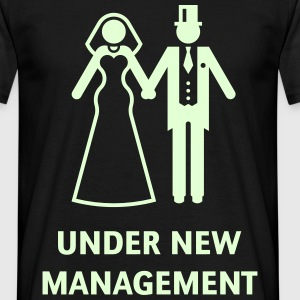 Under New Management (Stag Party / Hen Night) T-Shirts - Men's T-Shirt