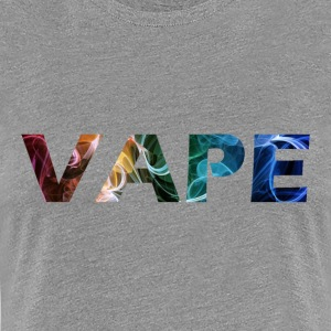 vape steam T-skjorter - Premium T-skjorte for kvinner