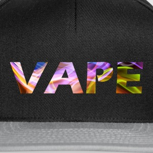 vape steam Caps & luer - Snapback-caps