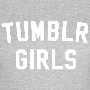 Tumblr girls T-Shirts - Women's T-Shirt