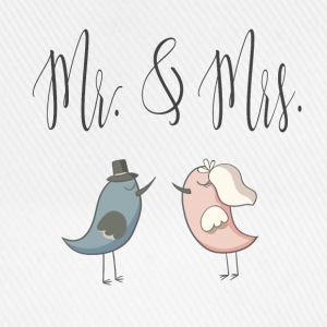 mr_mrs Caps & luer - Baseballcap
