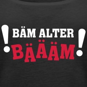 BÄM ALTER Tops - Frauen Premium Tank Top