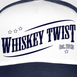 Whiskey Twist Trucker Cap - Trucker Cap