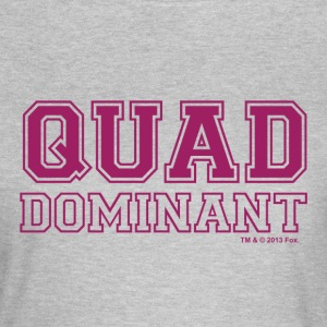 New Girl Schmidt Quad Dominant - T-shirt dam