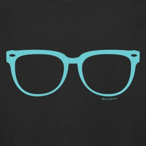 New Girl Jess Glasses - Premium langermet T-skjorte for barn