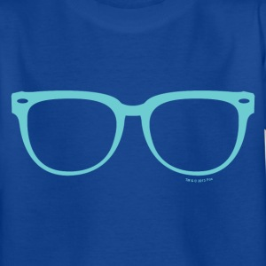 New Girl Jess Glasses - Kids' T-Shirt