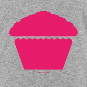 New Girl Jess Cupcake Muffin - Teenage Premium T-Shirt