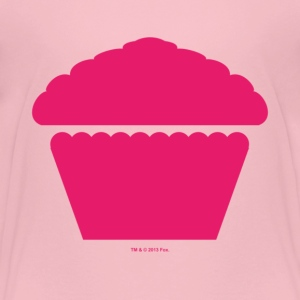 New Girl Jess Cupcake Muffin - Kinderen Premium T-shirt