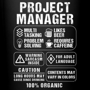 Project Manager Mugs & Drinkware - Full Colour Mug