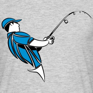 to fish T-Shirts - Men's T-Shirt
