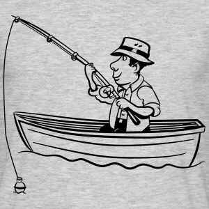Fishing boat fun T-Shirts - Men's T-Shirt