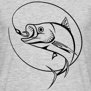fishing T-Shirts - Men's T-Shirt