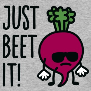 Just beet it! T-Shirts - Men's Slim Fit T-Shirt