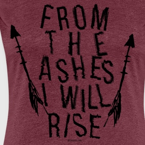 From the Ashes Frauen Premium T-Shirt - Frauen Premium T-Shirt