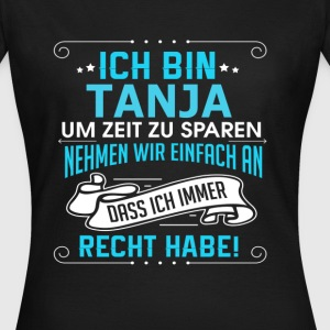 TANJA T-Shirts - Frauen T-Shirt