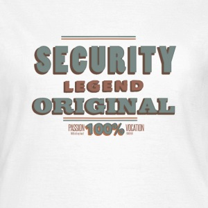 Security T-Shirts - Women's T-Shirt