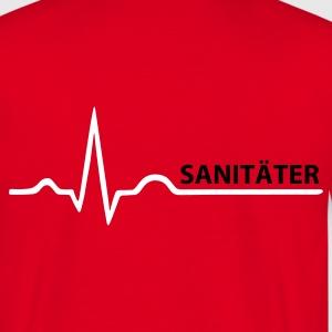 Sanitäter logo  Suchbegriff: 'Rettungssanitäter' T-shirts online bestellen ...