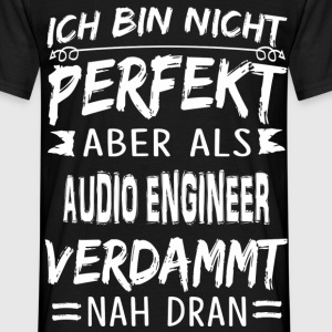 AUDIO ENGINEER T-Shirts - Männer T-Shirt