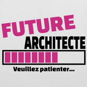 future architecte Sacs et sacs à dos - Tote Bag