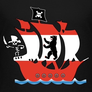 piratenschiff berlin T-Shirts - Kinder Premium T-Shirt