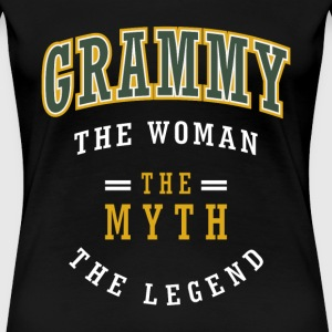 Grammy The Woman T-Shirts - Women's Premium T-Shirt